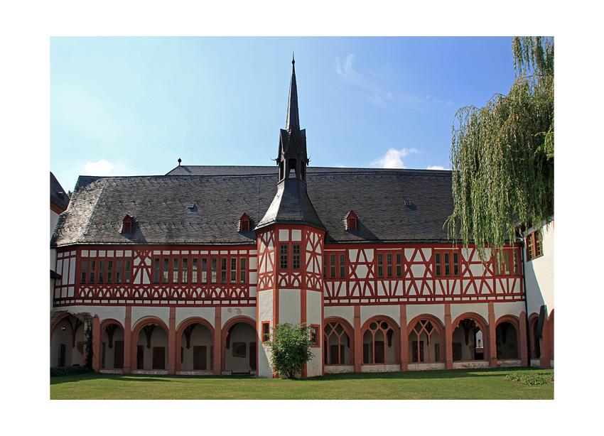 Kloster Eberbach Innenhof