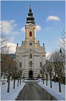 Kloster Engelhartszell