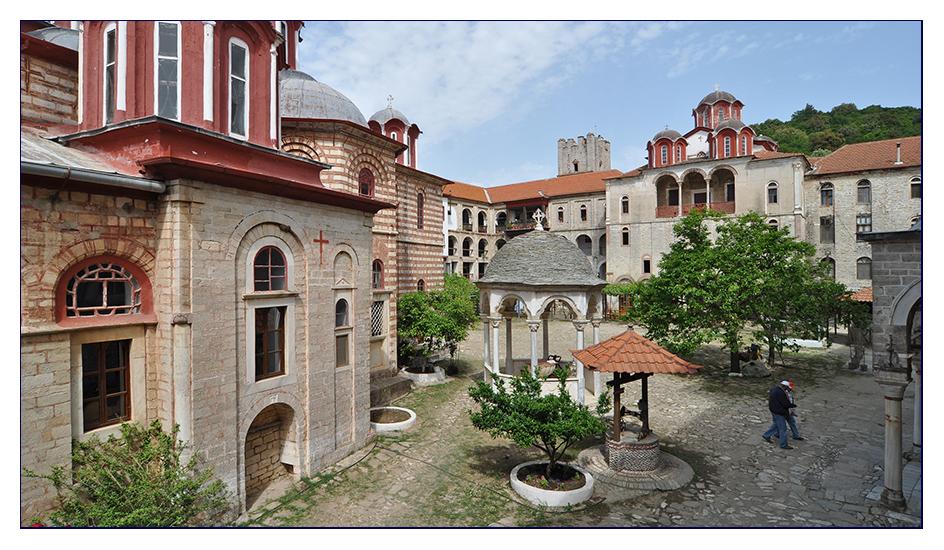 Kloster Esphigmenou 3