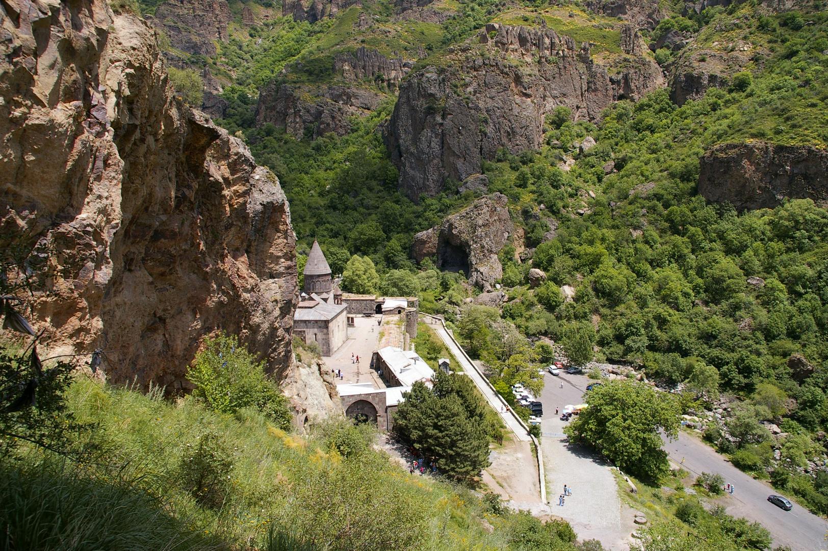 Kloster Geghardavank
