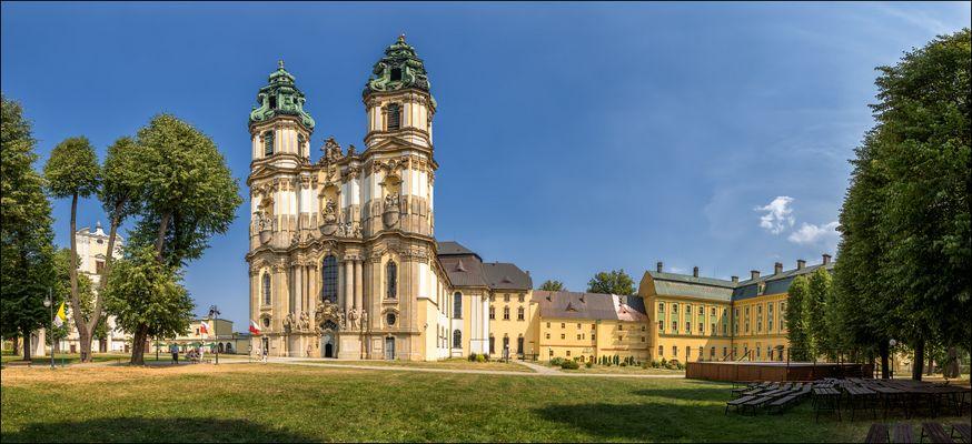 Kloster Grüssau