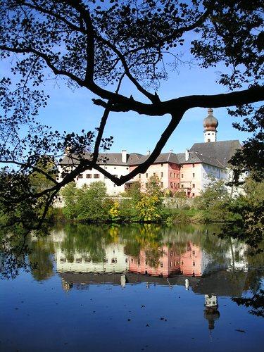 Kloster Höglwörth in Bayern
