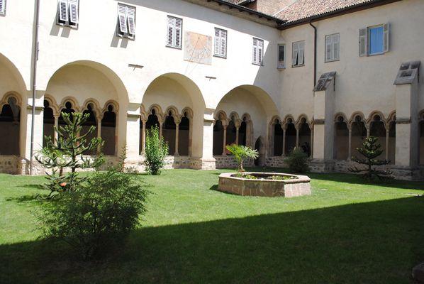 Kloster in Bolzano (Italien)