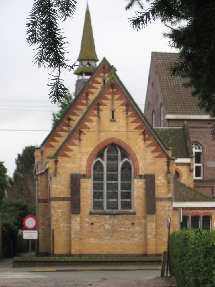 Kloster in Lembeke - Flandern