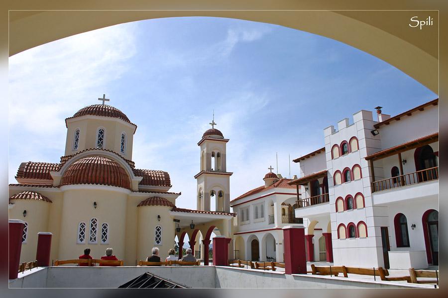 Kloster in Spili
