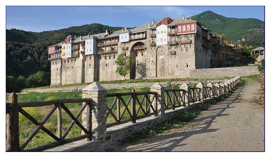 Kloster Iviron 2