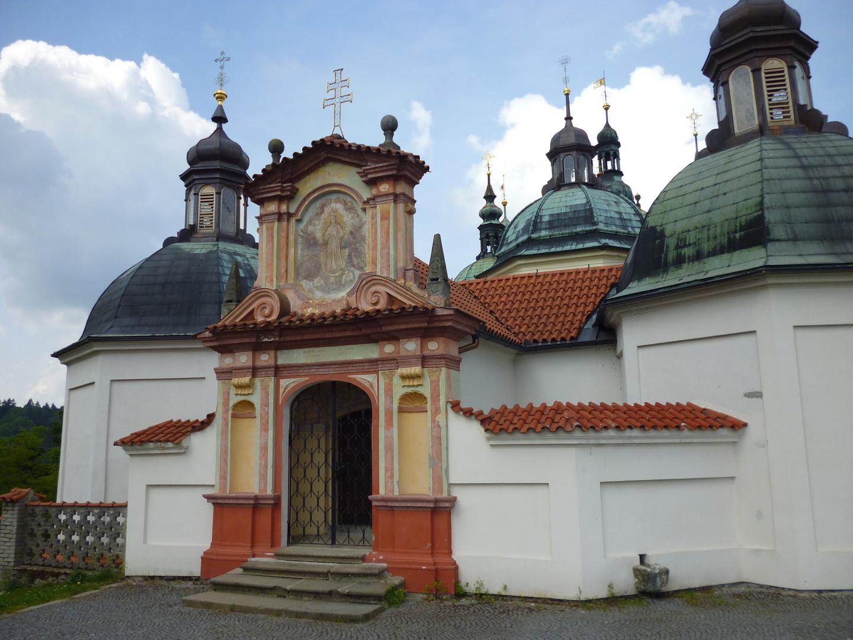 Kloster Klokoty in Südböhmen
