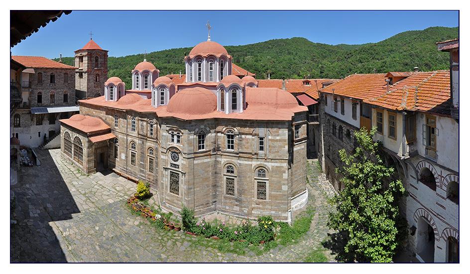 Kloster Konstamonitou