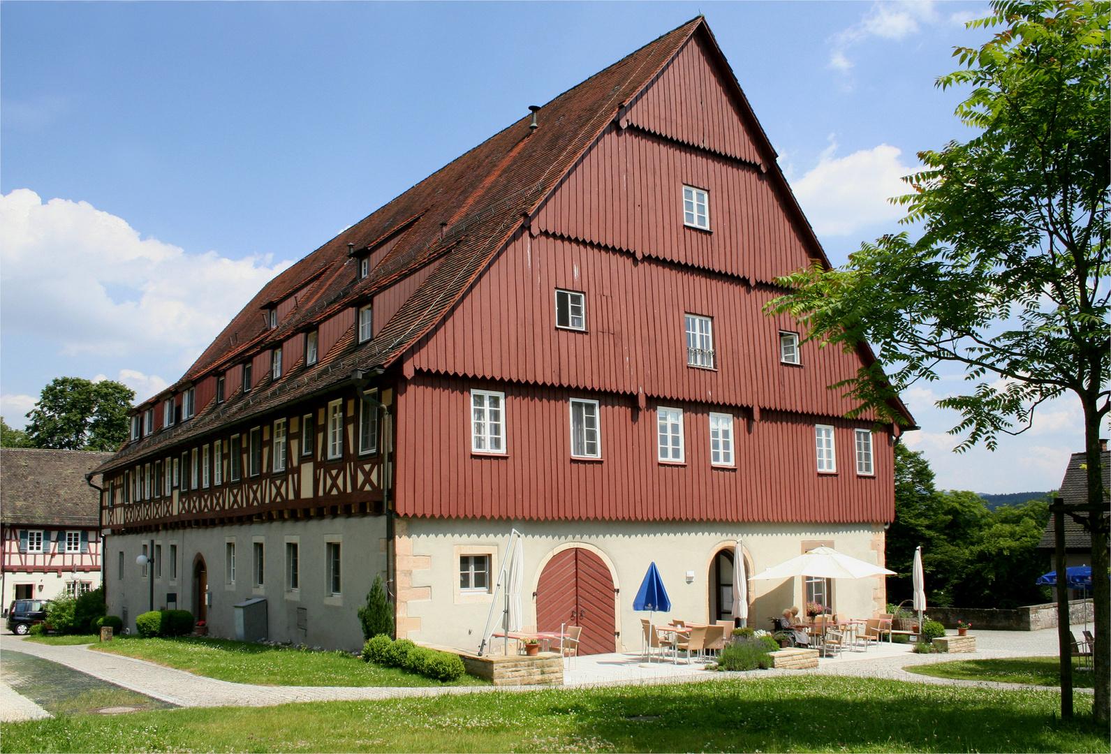 Kloster Lorch im Remstal (2)