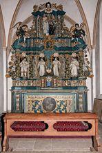 Kloster Marienfeld Altar