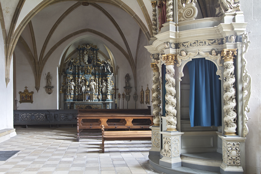 Kloster Marienfeld II