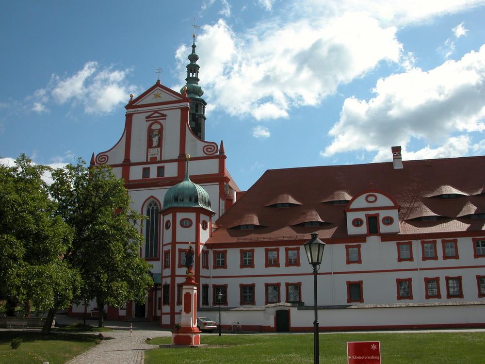 Kloster Marienstern in Kuckau-Panschwitz