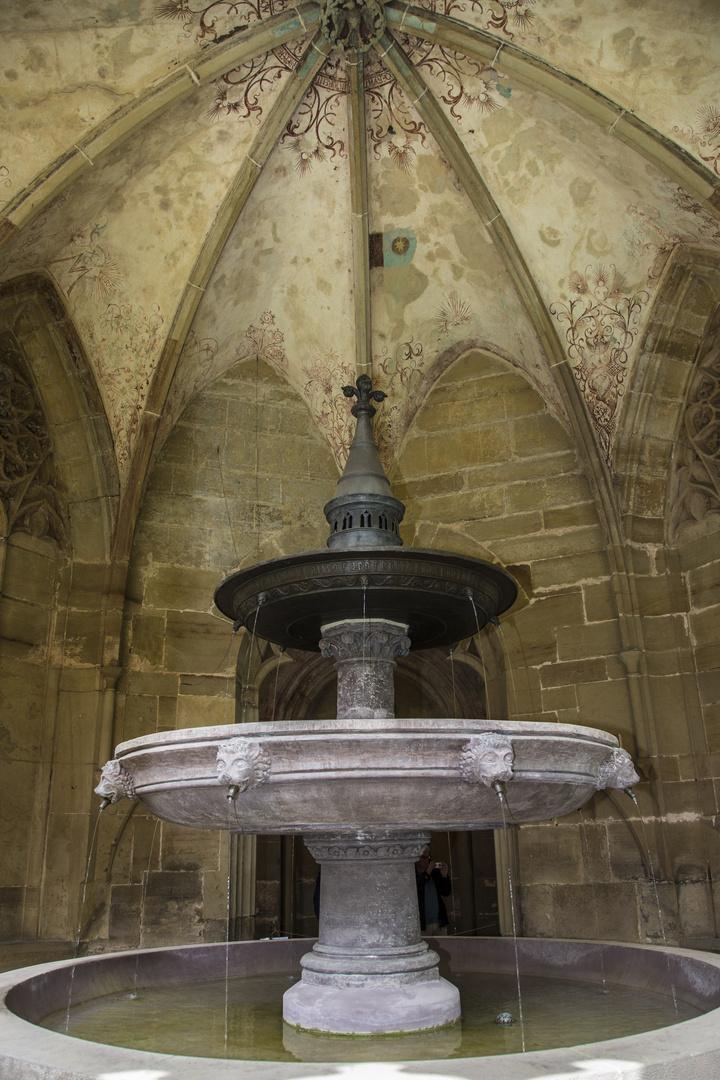 Kloster Maulbronn Welt-Kulturerbe 1