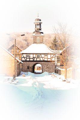 Kloster Michaelstein - Tor zur Domäne