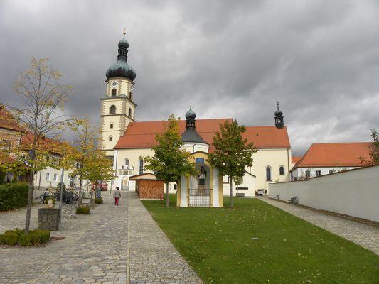 Kloster Neukirchen b. Hl Blut