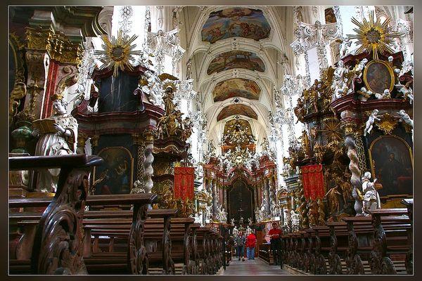 Kloster Neuzelle inOstbrandenburg