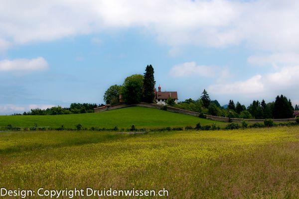 Kloster Notgersegg im Sonnenschein