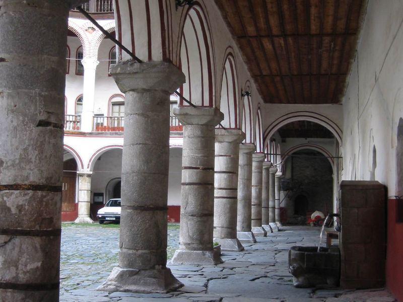 Kloster Rila 2