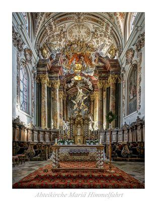 """Kloster Rohr (Niederbayern) """" Gott zu Gefallen..."""""""