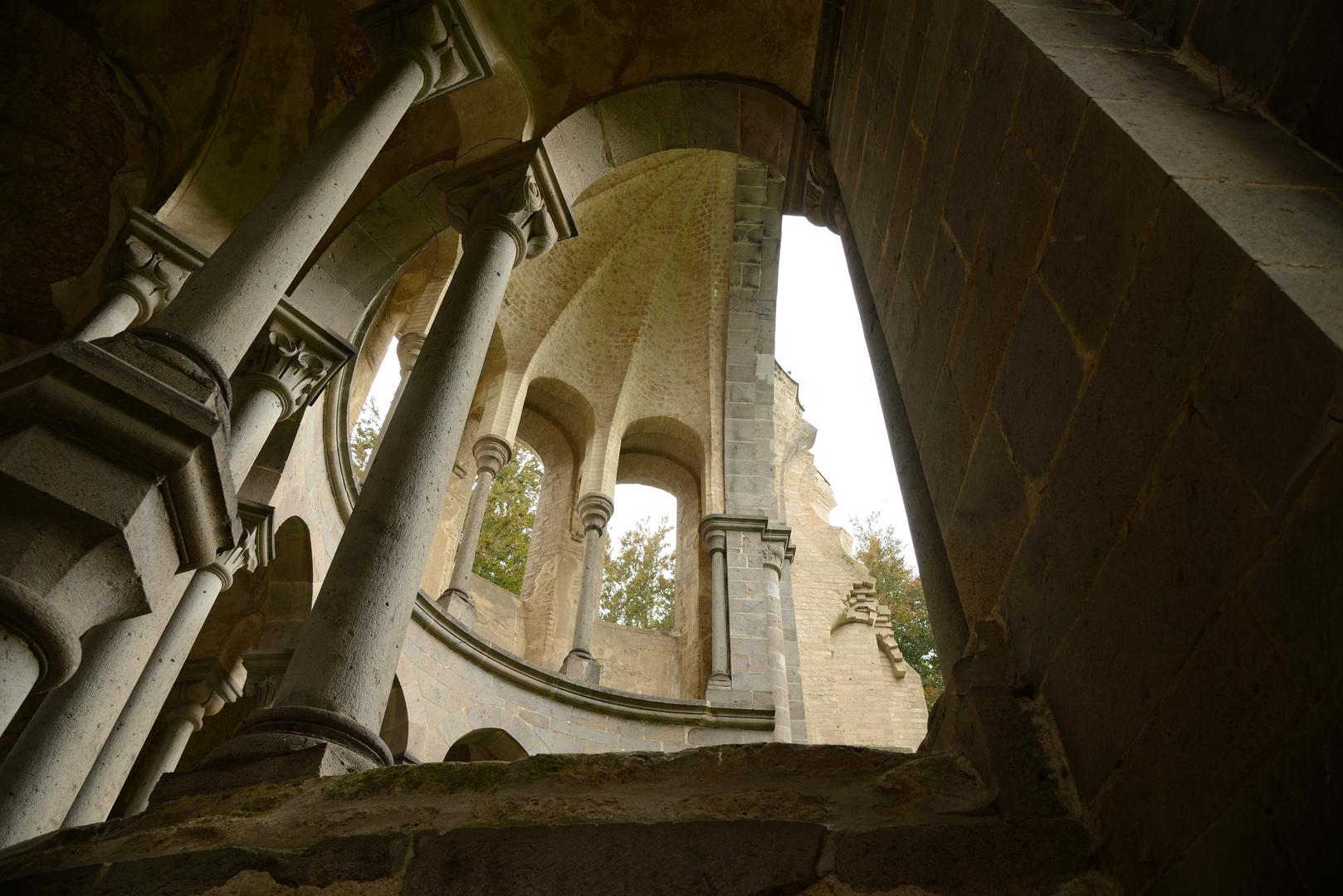 Kloster Ruine 2