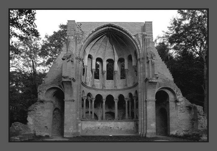 Kloster-Ruine Heisterbach