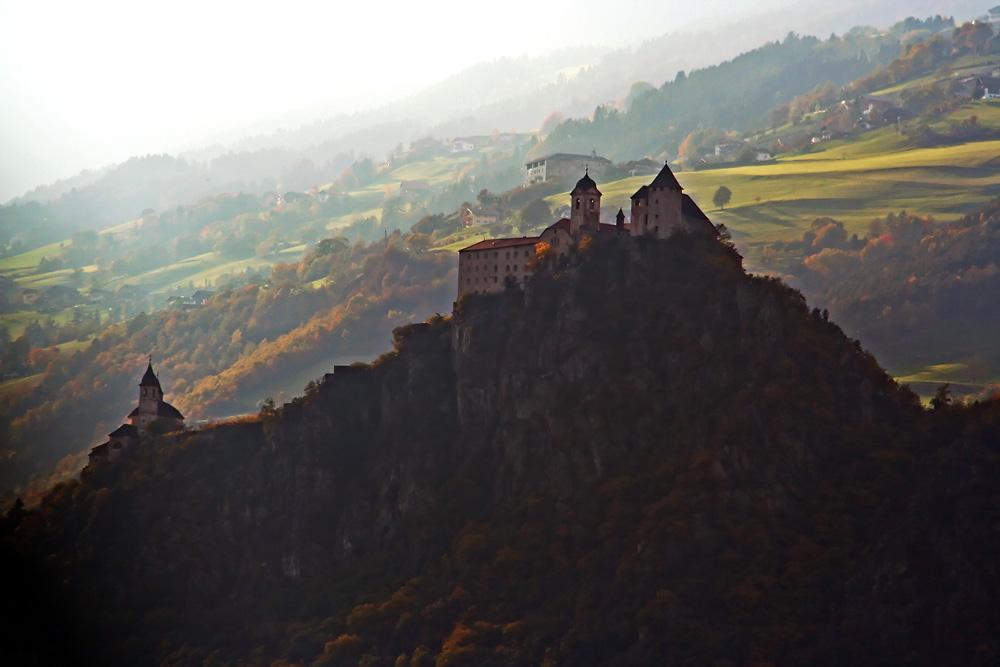 Kloster Säben oberhalb von Klausen, Südtirol