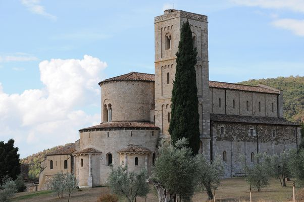 Kloster Sant' Antimo