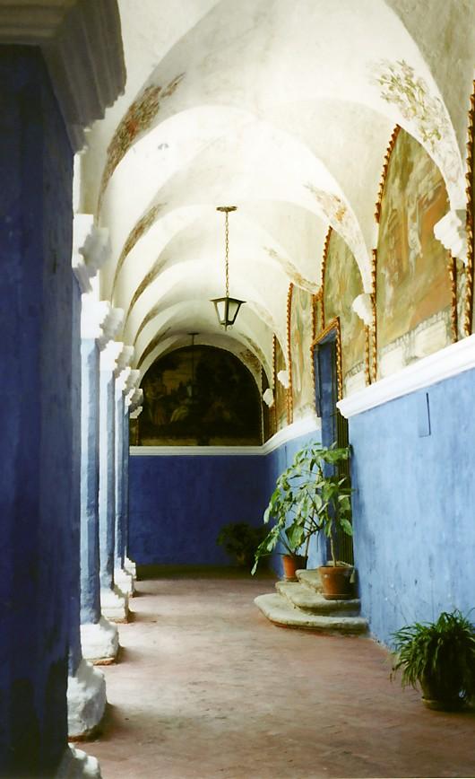 Kloster Santa Catalina (Arequipa, Peru)
