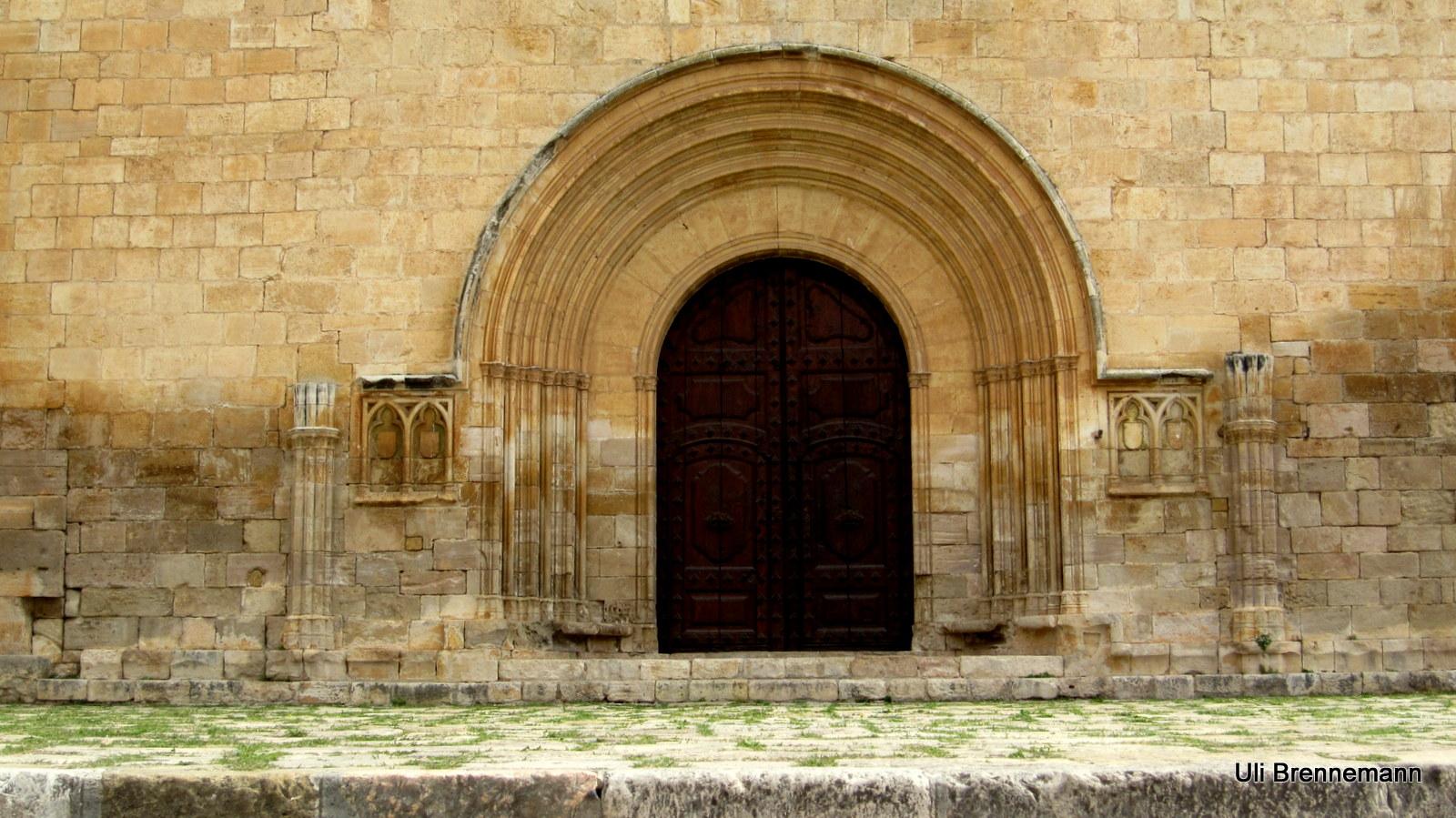 Kloster Santes Creus - Hauptportal