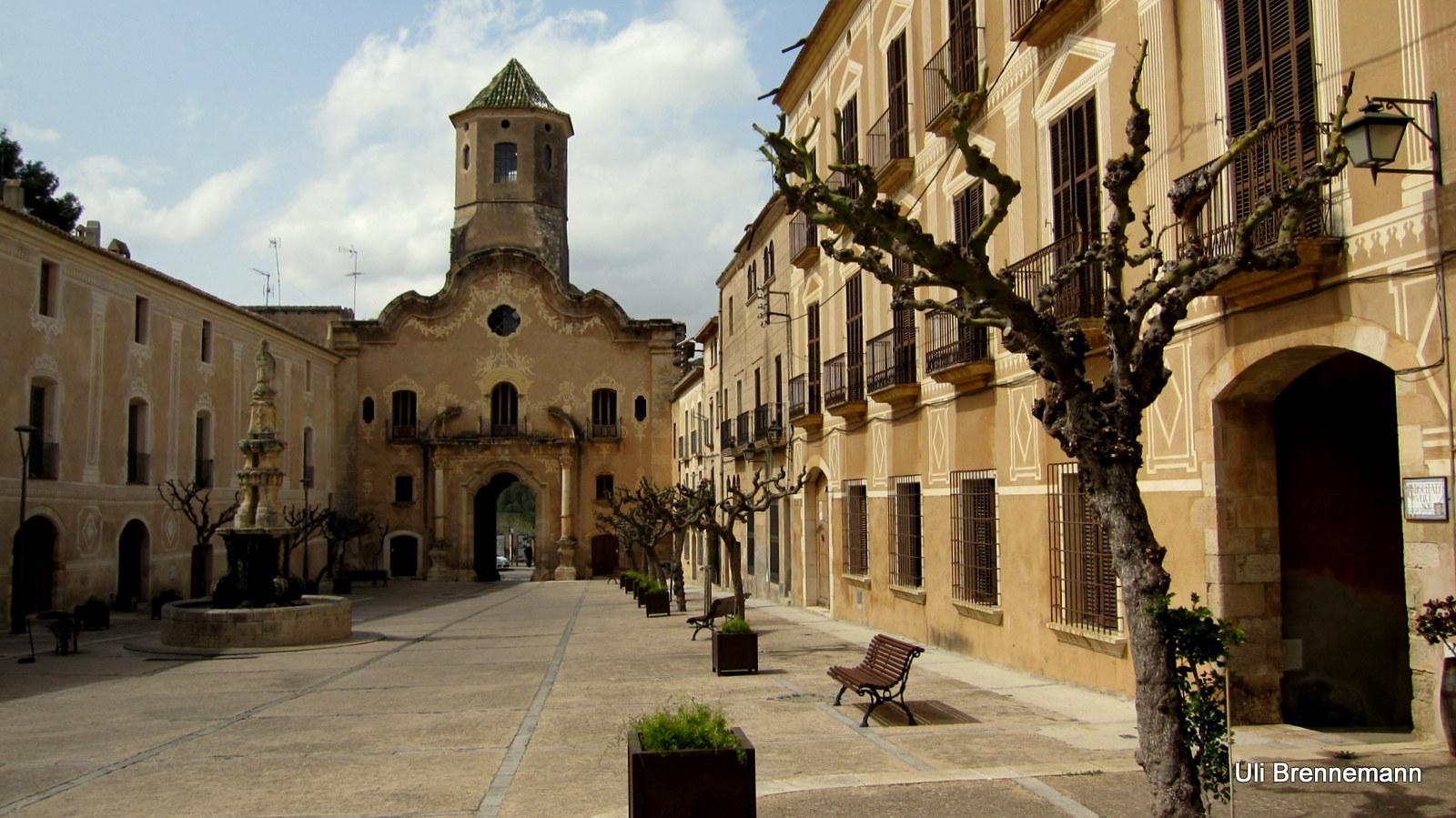 Kloster Santes Creus (Prov. Tarragona)
