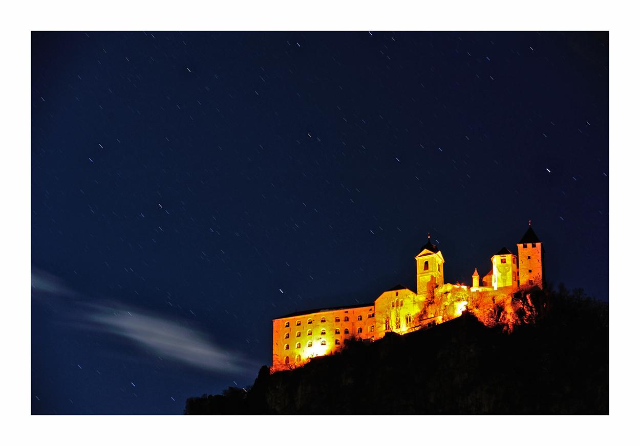 Kloster Seben Nachts