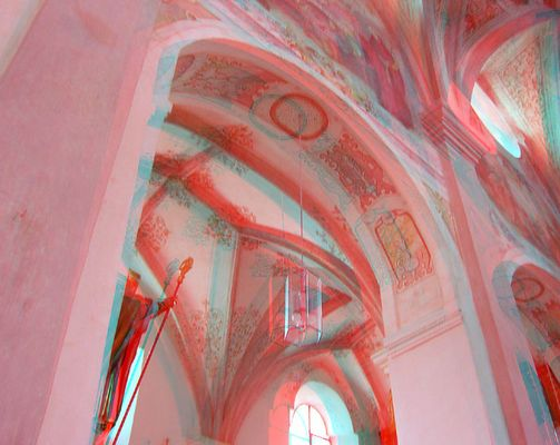 Kloster Seeon - Gewölbe