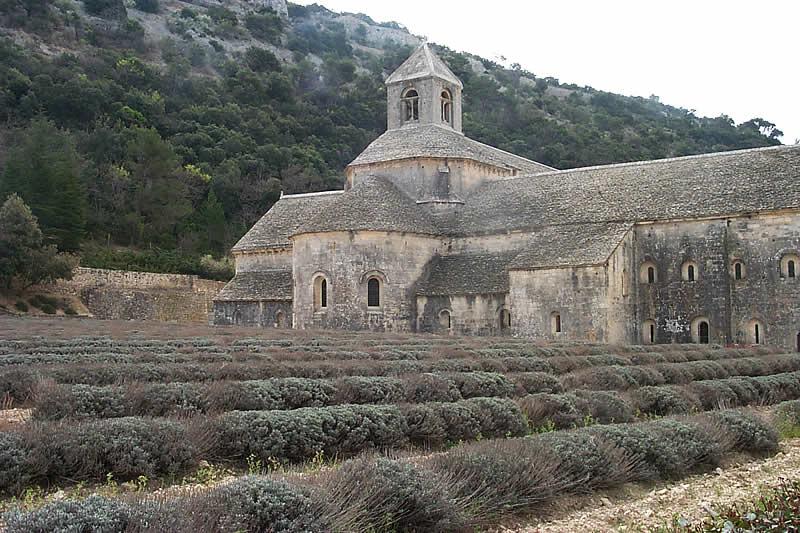 ...kloster senanque