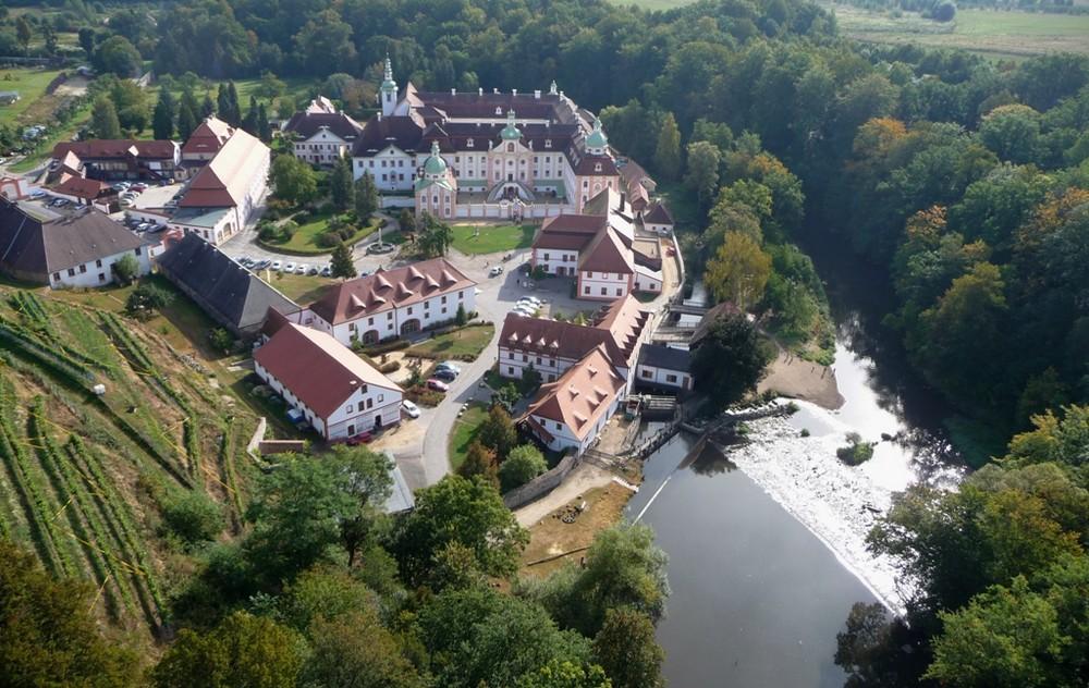 Kloster St. Marienthal bei Ostritz