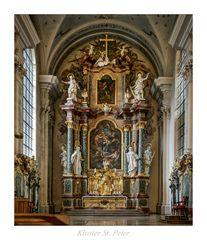 """Kloster St Peter """" Gott zu Gefallen..."""""""