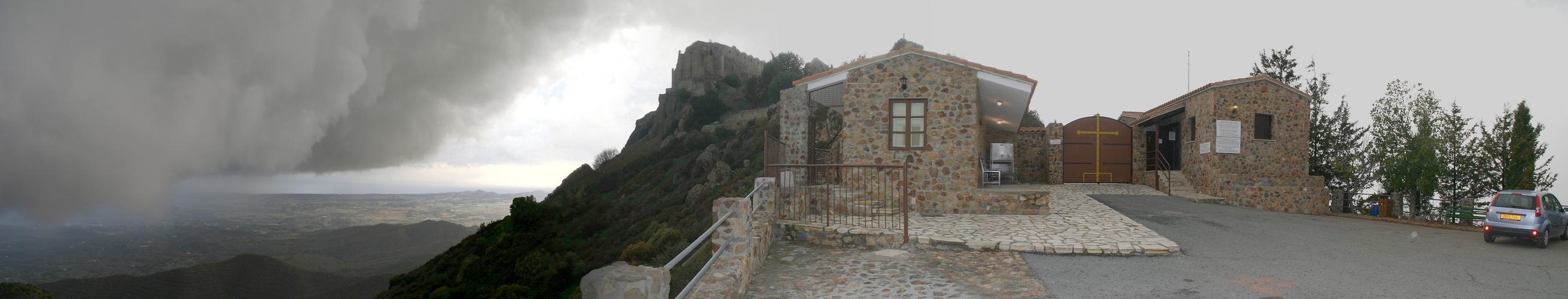 Kloster Stavroni Zypern