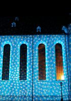 Kloster St.Gallen im Lichtermeer