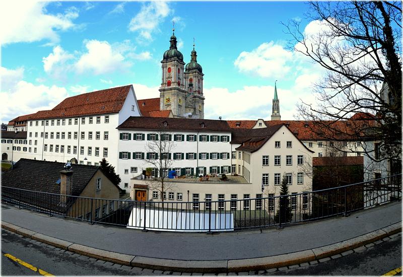 Kloster St.Gallen I;SG;CH