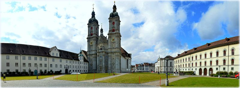 Kloster St.Gallen;SG;CH;1
