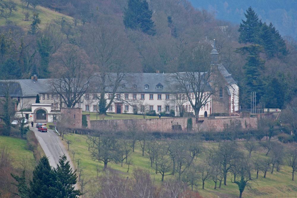 Kloster Stift Neuburg.....