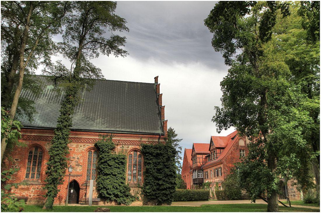 Kloster Stift zum Heiligengrabe 1
