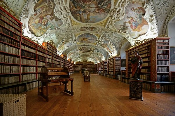 Kloster Strahov 1