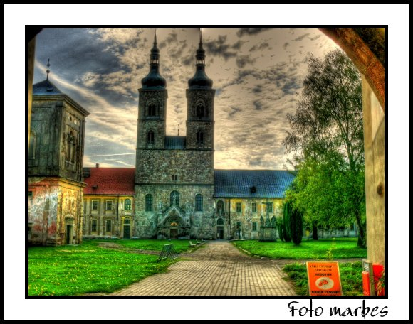 Kloster Tepla (HDR)
