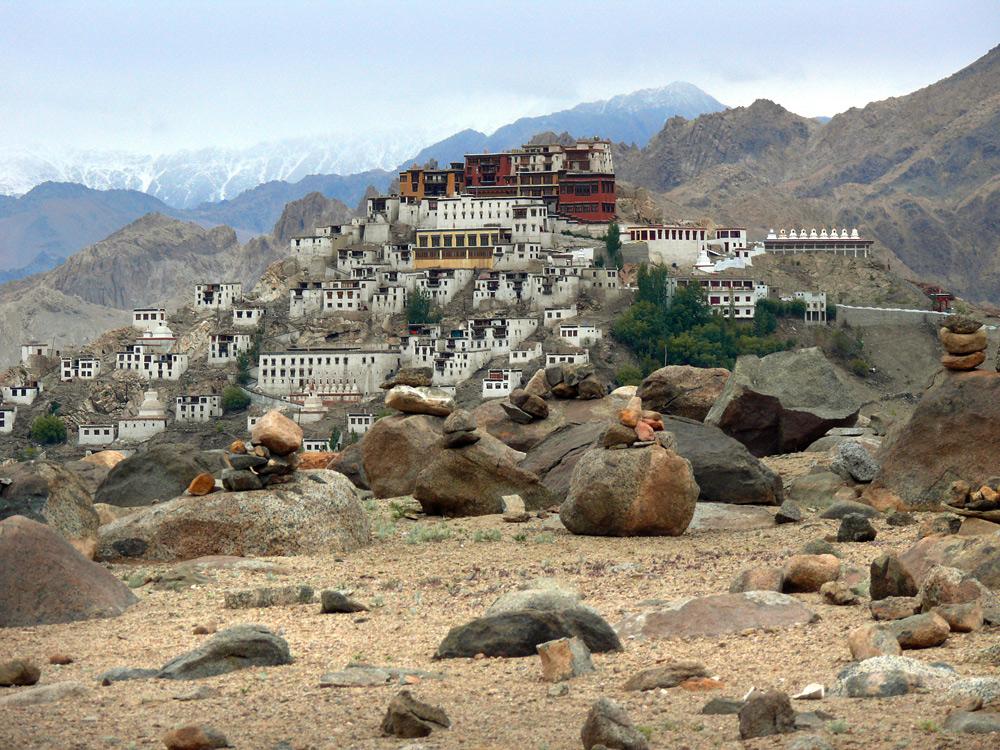 kloster thikse   ladakh