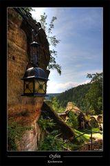 Kloster- und Burgruine Oybin
