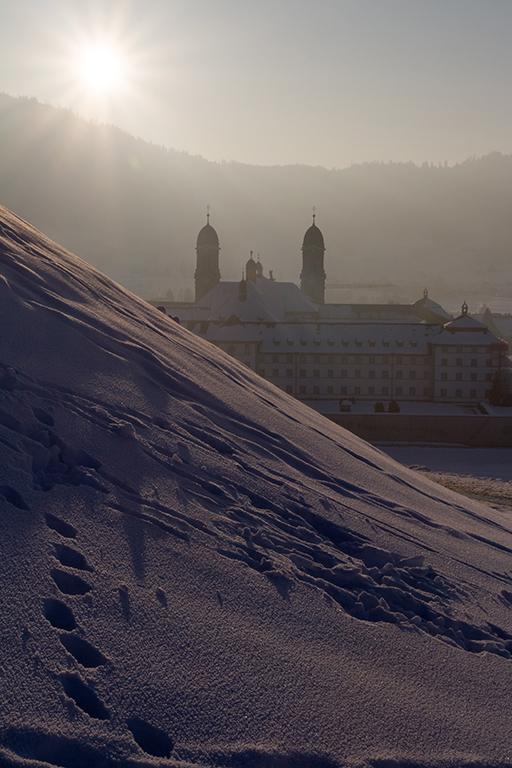 Kloster-Verschleierung