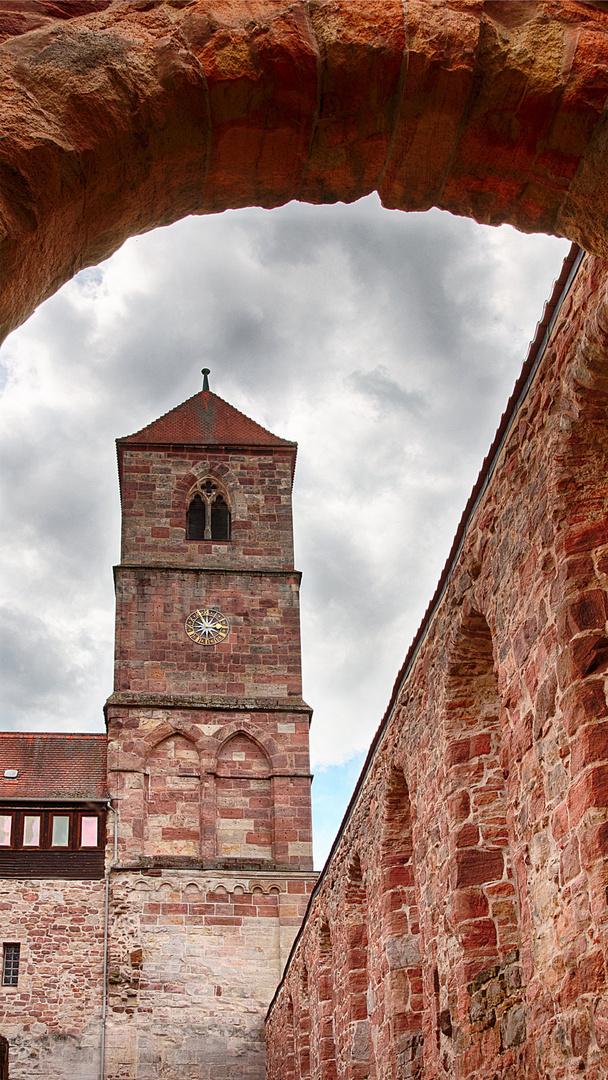 Kloster Veßra I