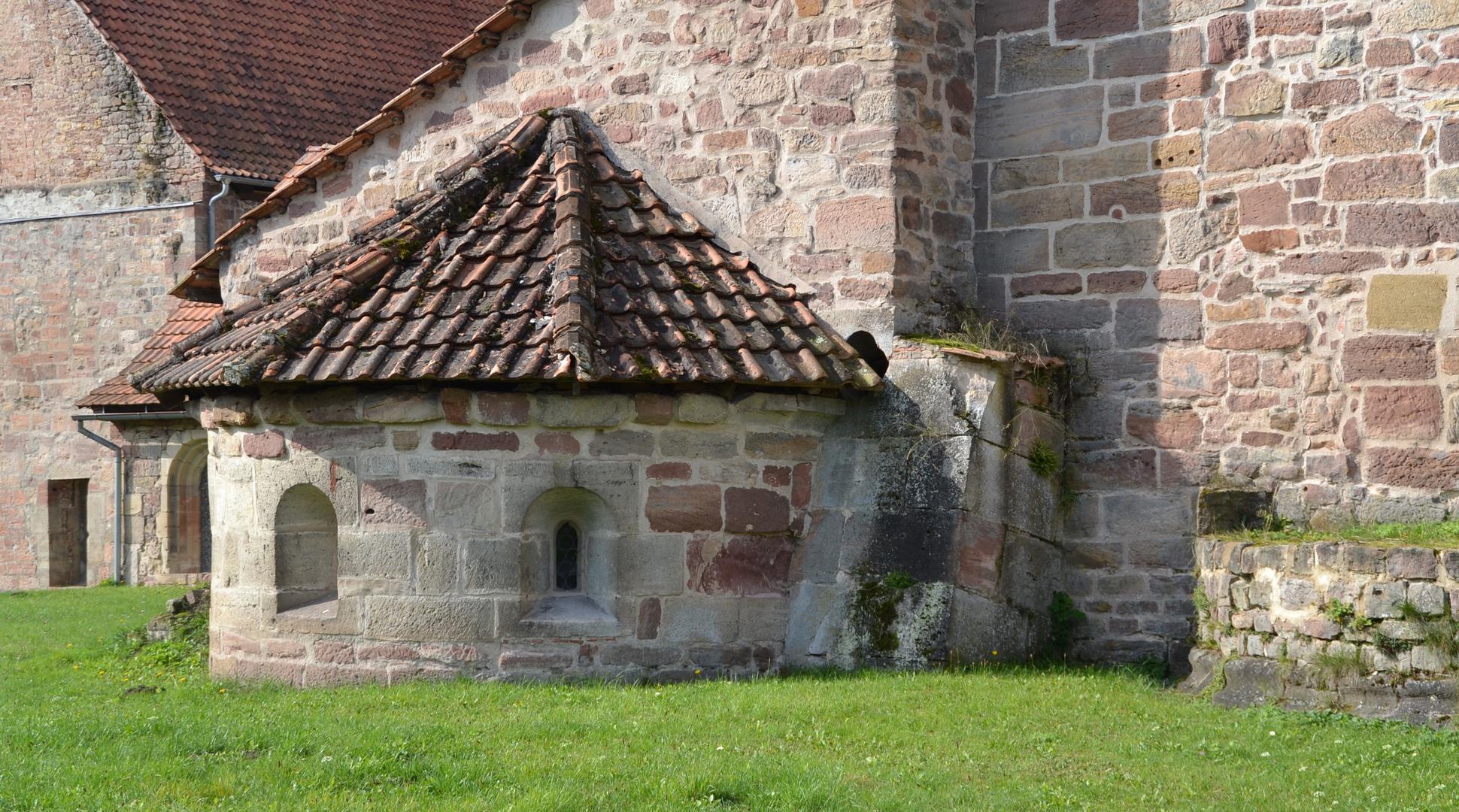 Kloster Vessra Kapelle