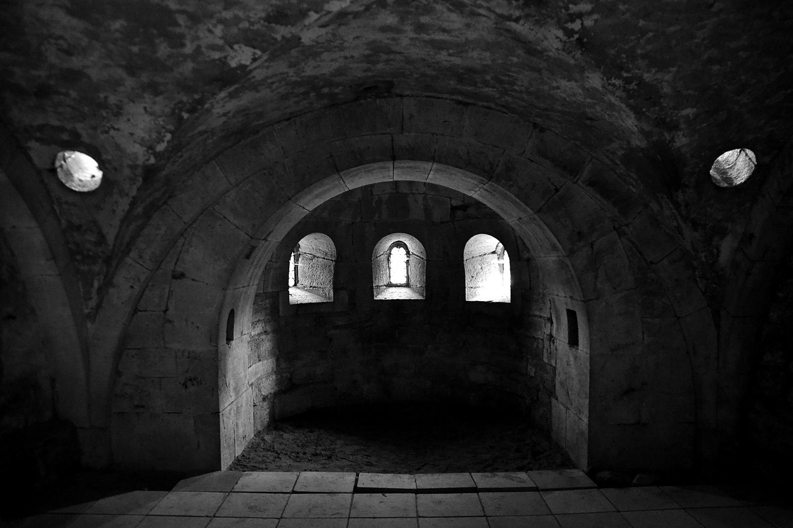 Kloster Vessra Kapelle ...