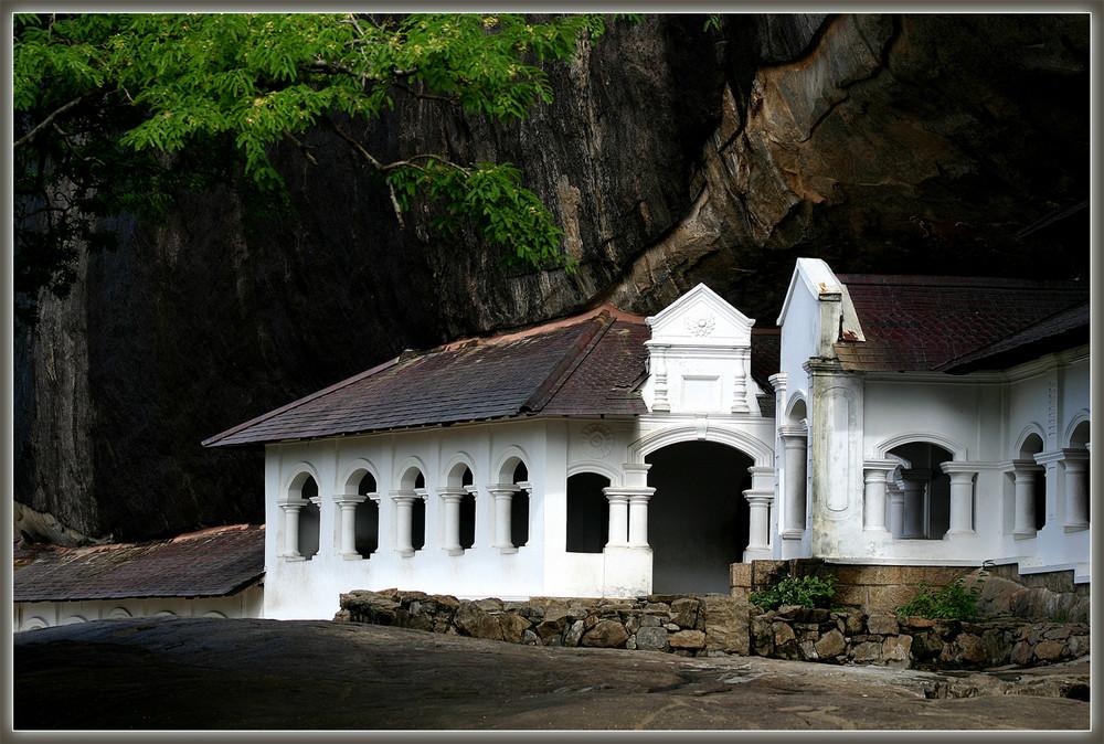 Kloster von Dambulla